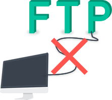FTPツールも不要!アッチューマ上からサイトの全体変更が可能に